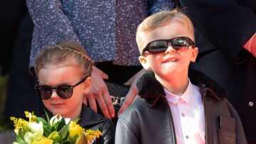 Les jumeaux de Charlène et Albert de Monaco ont ravi la Première dame chinoise