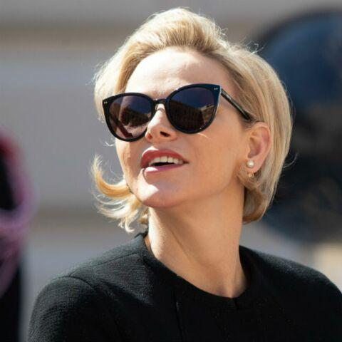 PHOTOS – Charlène de Monaco et le prince Albert multiplient les gestes tendres, sous le regard du prince Jacques malicieux