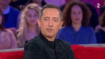 VIDÉO – Gad Elmaleh révèle un sms de Michel Drucker qui l'a beaucoup touché