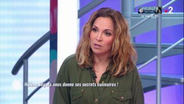 VIDÉO – Hélène Ségara se confie à Sophie Davant sur sa maladie et sa récente perte de poids