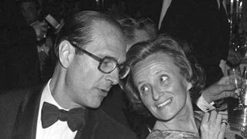 """Bernadette Chirac """"n'en revenait pas"""" d'avoir séduit le plus beau garçon de Sciences Po"""