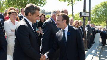 Ce geste d'Emmanuel Macron qui devrait flatter Nicolas Sarkozy