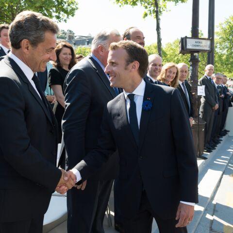 Emmanuel Macron et Nicolas Sarkozy: les raisons «cachées» de leur amitié