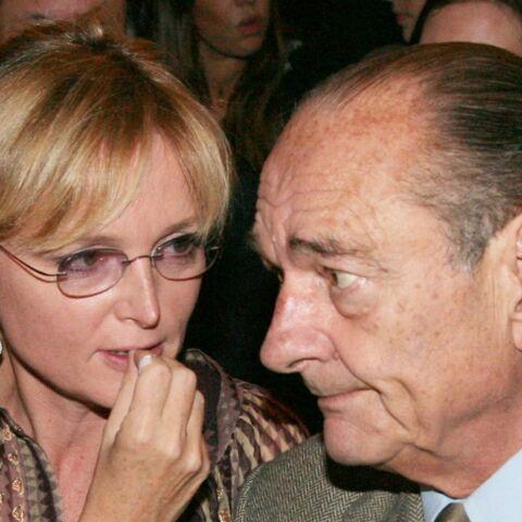 """""""Jacques Chirac papa plutôt sévère"""" selon sa fille Claude"""