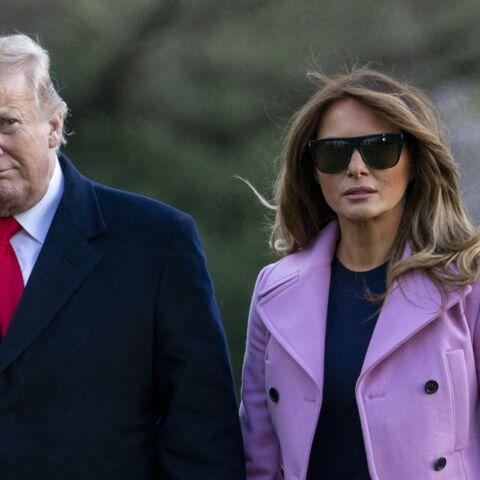 PHOTOS – Melania Trump en week-end avec ses parents et son fils: la famille Trump joue l'union sacrée