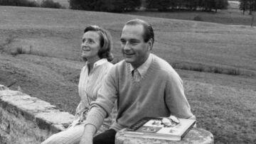 VIDÉO – Jacques Chirac «amoureux d'une journaliste», mais pas prêt à divorcer de Bernadette
