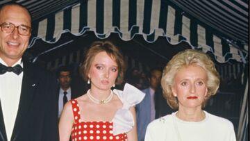 Bernadette Chirac rivale de sa fille Claude: «Jacques Chirac jouait de ça»
