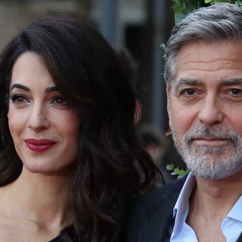 Amal et George Clooney seront-ils les parrain et marraine du royal baby de Meghan et Harry?
