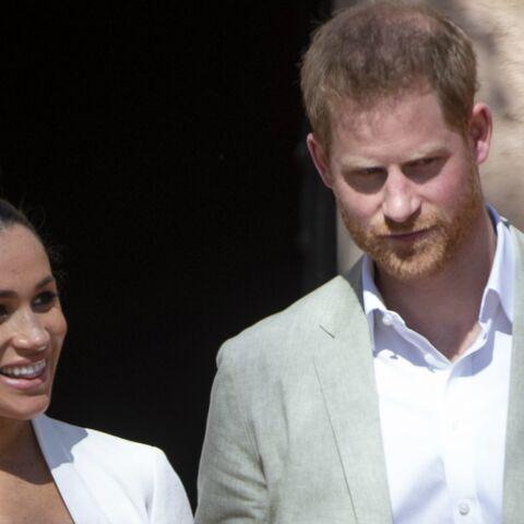 PHOTOS – Meghan Markle et Harry, ce petit luxe qu'ils se sont offerts juste avant l'accouchement