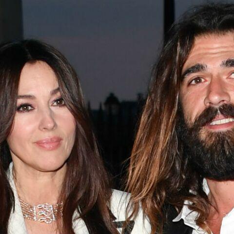 PHOTOS – Monica Bellucci et son chéri Nicolas main dans la main pour la soirée Cartier