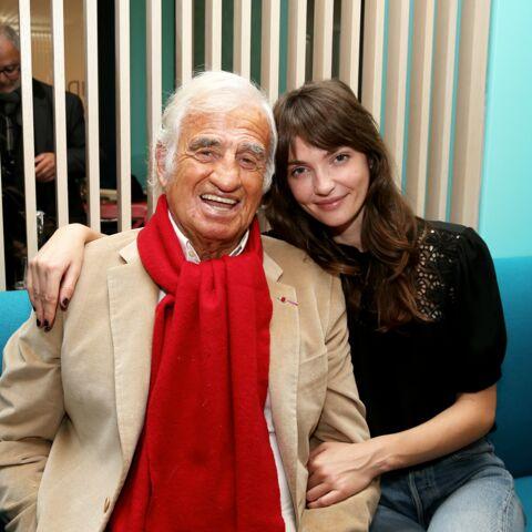 PHOTO – Annabelle, la petite fille de Jean-Paul Belmondo, poste une tendre photo pour l'anniversaire de son papy
