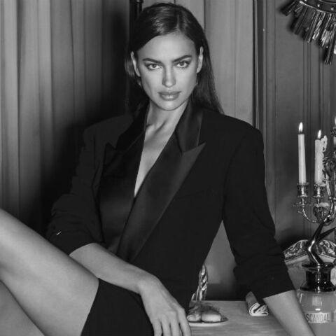Irina Shayk, égérie de Jean Paul Gaultier:  «Paris a l'odeur de l'amour! »