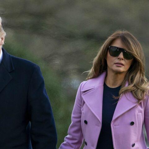 Melania Trump frustrée? Quand Donald Trump la fait enrager