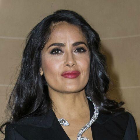 Salma Hayek-Pinault, son lien très personnel avec Notre-Dame de Paris