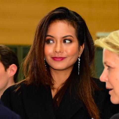 Vaimalama Chaves en voyage d'intégration? Sylvie Tellier la taquine