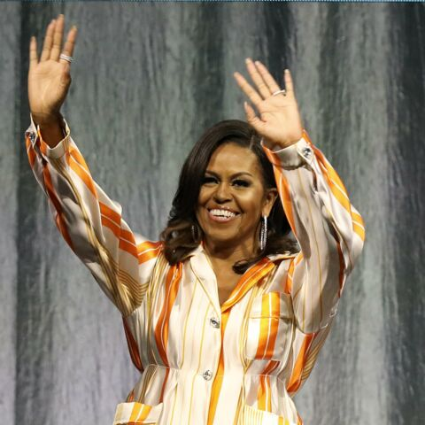 PHOTOS – Michelle Obama fait le show à Paris… et ridiculise une nouvelle fois Donald Trump