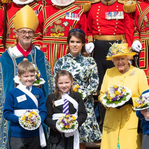 PHOTOS – Le clin d'oeil de la princesse Eugénie à Meghan Markle… face à la reine Elisabeth