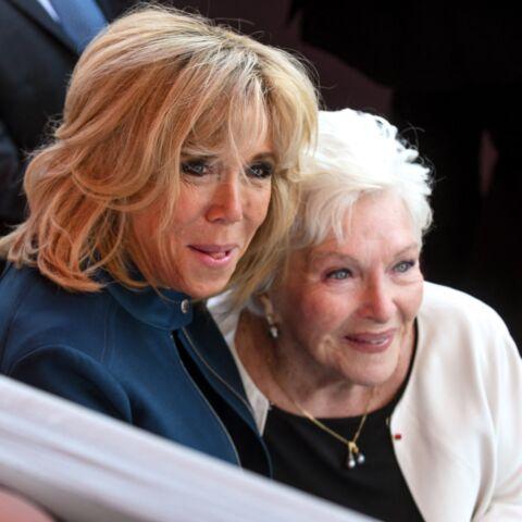 Brigitte Macron au chevet de son amie Line Renaud