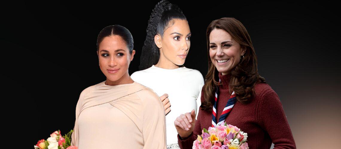 Le botox bio: le secret beauté de Meghan Markle et Kate Middleton (aussi) adopté par Kim Kardashian - Gala