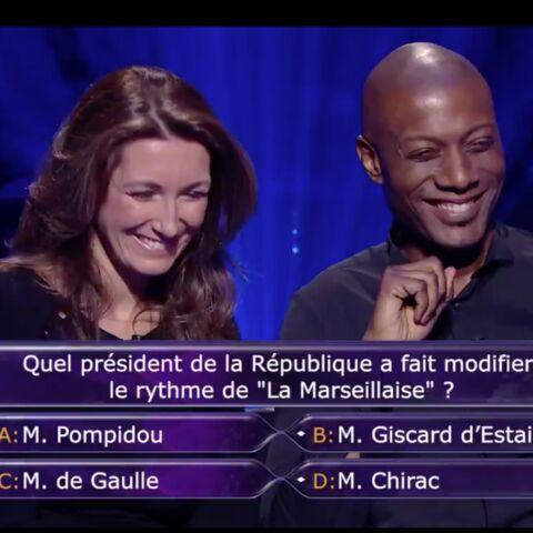 Quand Anne-Claire Coudray et Harry Roselmack surprennent Gilles Bouleau… à la cantine