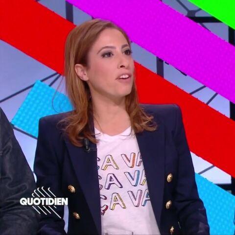 Léa Salamé coincée par Yann Barthès: sa question sur son compagnon qui la gêne