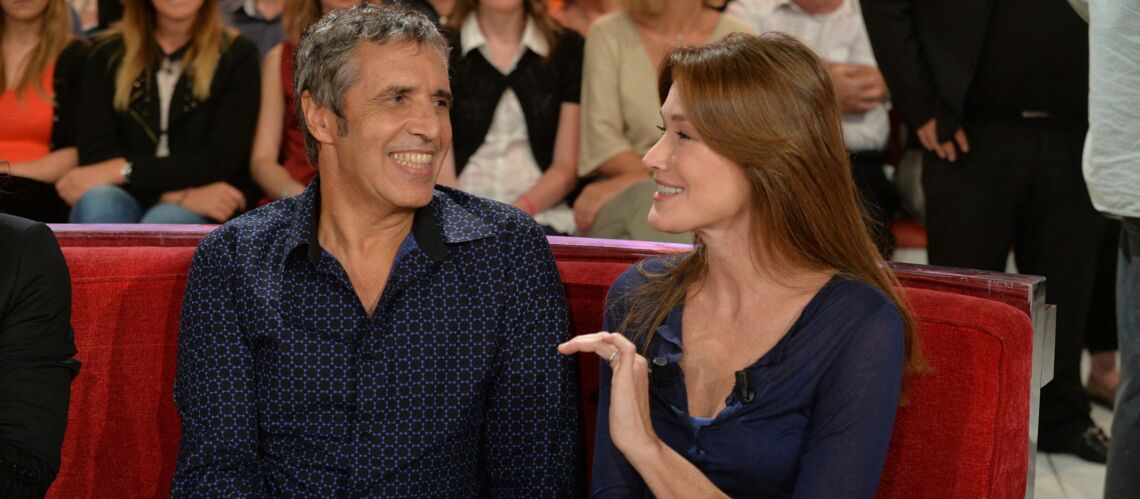 Julien Clerc (The Voice): ce rôle inattendu joué par Carla Bruni lors de son premier divorce - Gala