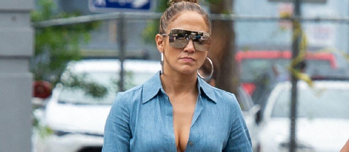 PHOTOS – Jennifer Lopez se promène avec un sac en croco blanc à… 235 000 euros! - Gala