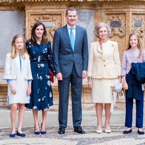 PHOTOS – Les filles de Letizia d'Espagne, Leonor et Sofia, sont devenues de vraies jeunes femmes