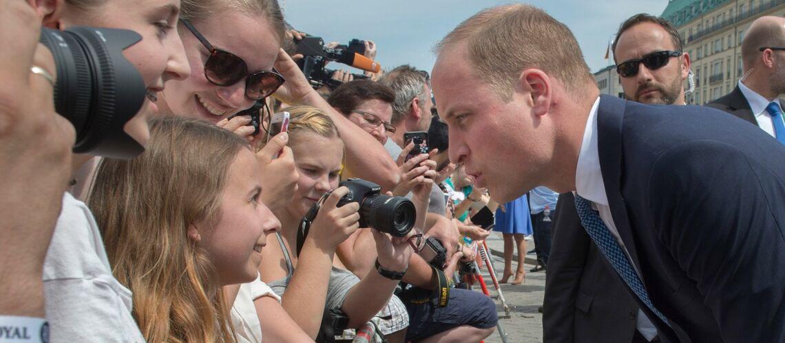 Prince William: la question de cette fillette qui a ému le jeune papa - Gala