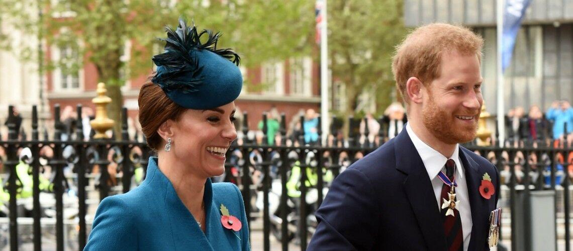 PHOTOS – Kate Middleton et le prince Harry complices et plus souriants que jamais - Gala
