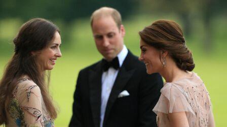 Rose Hanbury était,elle présente au mariage de Kate Middleton et du prince  William ?