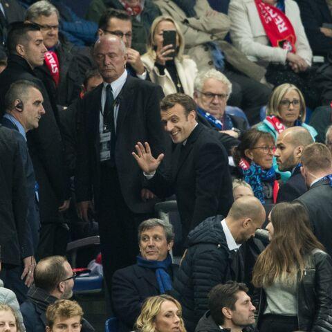 PHOTOS – Emmanuel Macron: tendre moment avec son frère Laurent et ses neveux Louis et Paul-Arthur