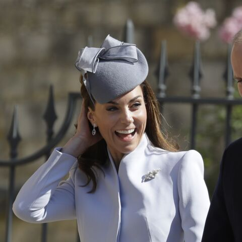 PHOTOS – Kate Middleton et William fêtent leurs 8 ans de mariage: toutes les fois où ils nous ont fait craquer