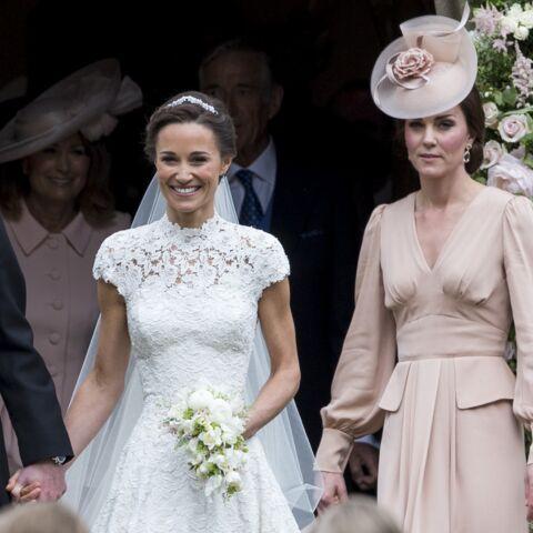 PHOTOS – Ce jour où Pippa Middleton a volé la vedette à sa soeur Kate