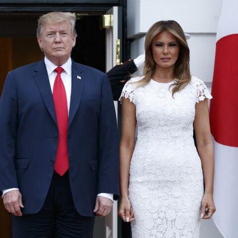 PHOTOS – L'anniversaire de Melania Trump gâché? La first lady peine à faire bonne figure