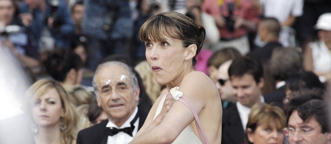 PHOTOS \u2013 Festival de Cannes  Sophie Marceau, Emmanuelle Seigner, Nabilla  Benattia, retour sur les accidents de robes , Gala