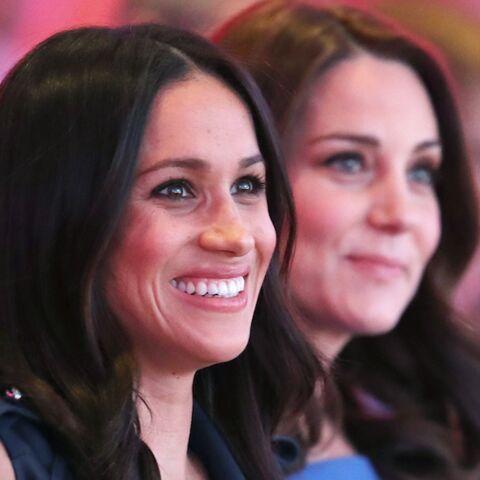 Kate Middleton veut un 4e enfant et Meghan n'y est pas pour rien