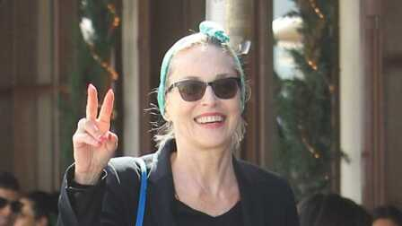Sharon Stone sexe vidéo