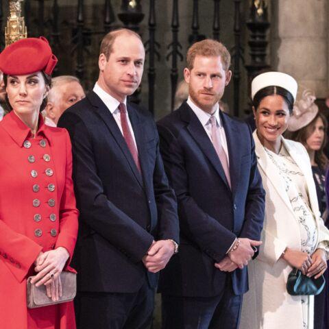 Le royal bébé de Meghan et Harry peut-il aider à resserrer leurs liens avec Kate et William?