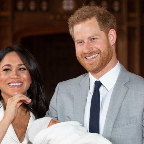 L'adorable blague du prince Harry sur cette caractéristique physique qu'il partage avec son fils