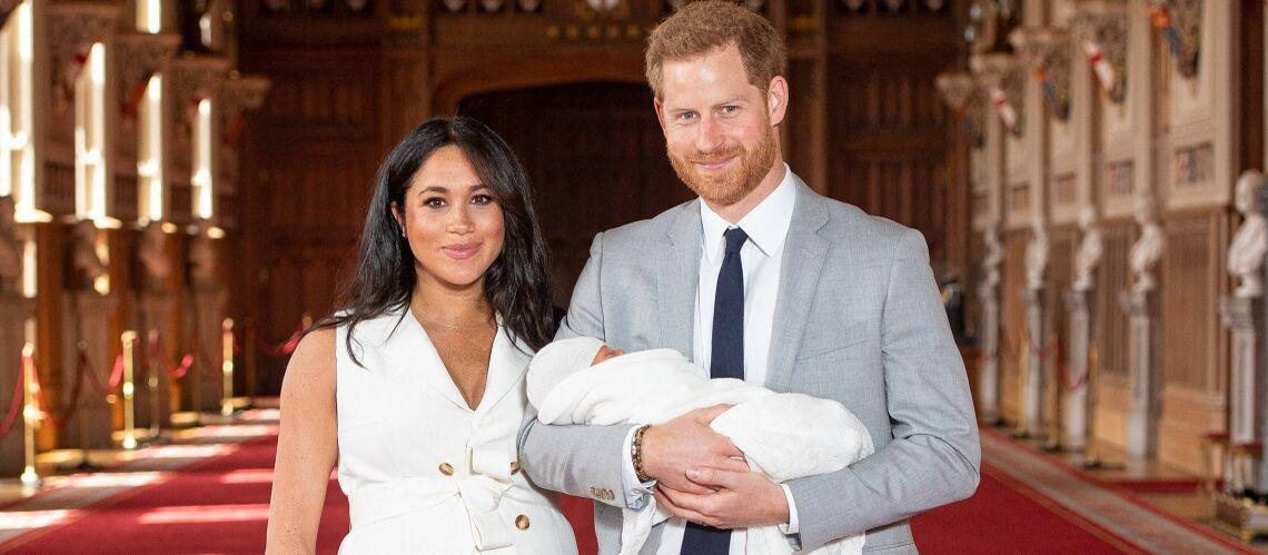 4ef23e801ba89 PHOTOS – Le visage du bébé de Meghan Markle et Harry enfin dévoilé ! - Gala
