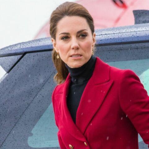 PHOTOS – Découvrez ce que faisait Kate Middleton, pendant que Meghan Markle présentait son bébé