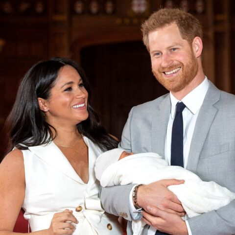 VIDÉO – Ce petit garçon est persuadé d'avoir influencé Meghan et Harry sur le choix du prénom «Archie»