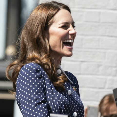 PHOTOS – Kate Middleton, coquine, s'affranchit enfin du protocole !
