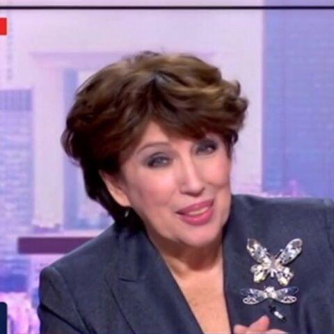 Les propos d'Alain Delon sur l'homosexualité «en contradiction avec une partie de sa vie», ironise une chroniqueuse de Roselyne Bachelot