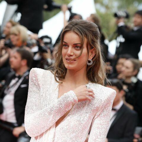 PHOTOS – Cannes 2019: déjà un accident de robe pour la 1e montée des marches