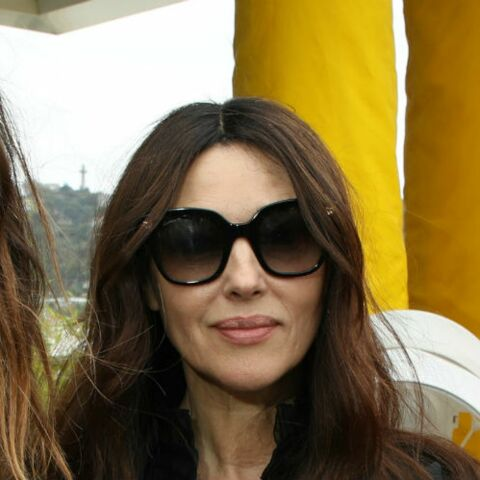 PHOTOS – Cannes 2019: Monica Bellucci ne se sépare pas de son amoureux Nicolas Lefebvre