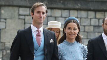 PHOTOS – Mariage de Gabriella Windsor : Pippa Middleton fait sensation aux bras de son mari James