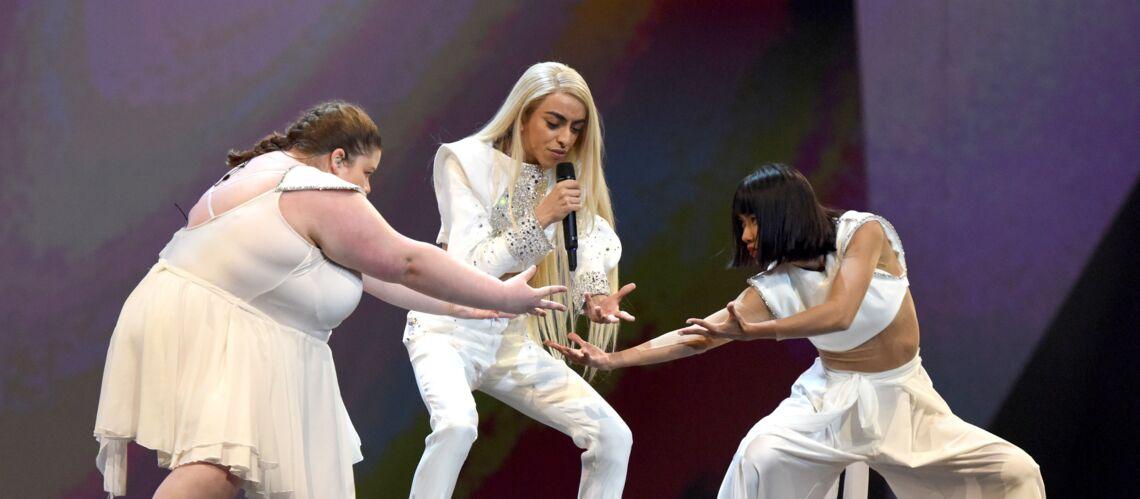 Bilal Hassani: pour l'Eurovision, il a choisi deux danseuses pas comme les autres! - Gala