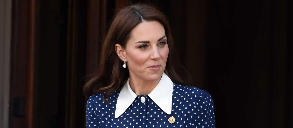 Kate Middleton a-t-elle commis un faux-pas en séchant le mariage de Gabriella Windsor? - Gala